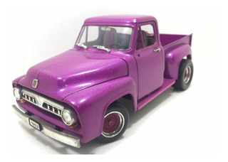 Miniatura Ford Pick-up 1953 Roxo Road Legends 1/18