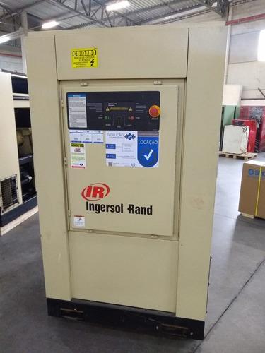 Imagem 1 de 4 de Locação De Compressor 40hp 8 Bar 380v Ingersoll Rand