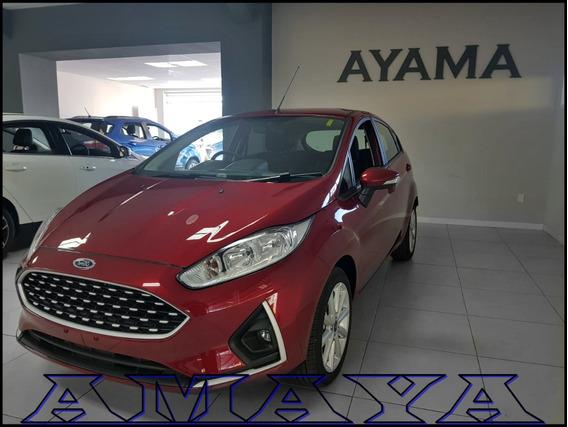 Ford Fiesta 1.6 Se Automatico Amaya
