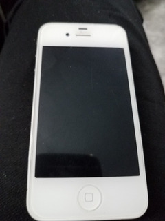 iPhone 4 Blanco Excelente Oportunidad