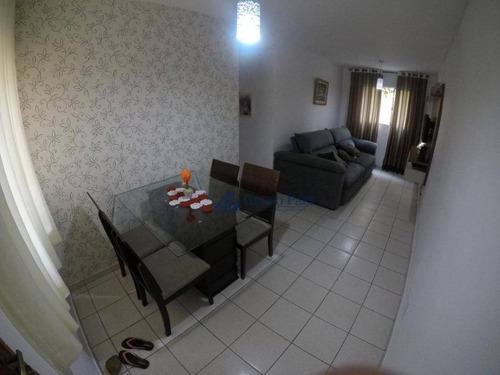 Apartamento Com 2 Dormitórios À Venda, 60 M² Por R$ 180.000 - Guaianazes - São Paulo/sp - Ap2184