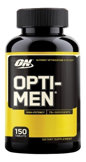Multivitaminico Optimum Nutrition Opti-men 150 Cápsulas