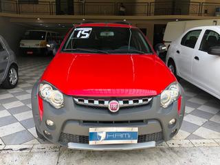 Fiat Palio Weekend Adventure 2015