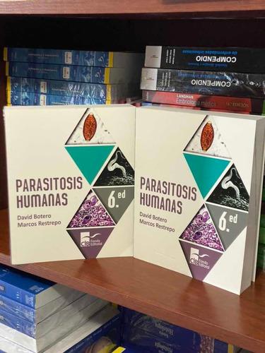 Parasitologia De Botero 6ta Edición Nueva Edición