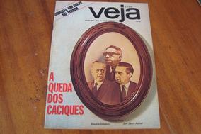 Revis Abril Veja 102 / A Queda Dos Caciques / Sede Do Livro