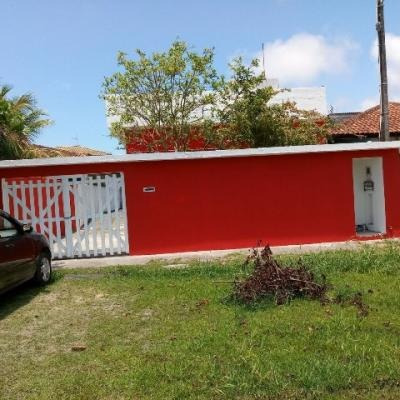 Casa Em Itanhaém Ficando Lado Praia 1400m Do Mar Ref 4850