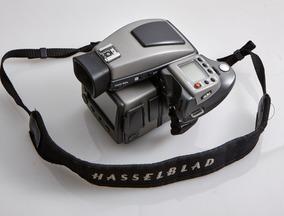 Câmera H3d Hasselblad, Back Digital, Lentes E Acessórios
