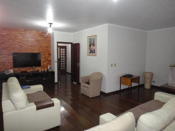 Sobrado Residencial À Venda, Campo Grande, São Paulo - So4727. - So4727