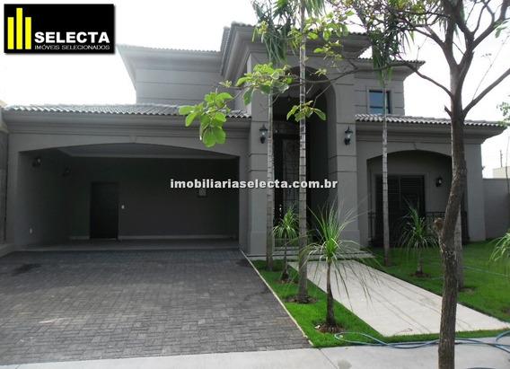 Casa Condomínio 4 Quartos Para Venda Próximo Faculdade Unip E Do Shopping Iguatemi No Condomínio Quinta Do Golfe Em São José Do Rio Preto - Ccd4208