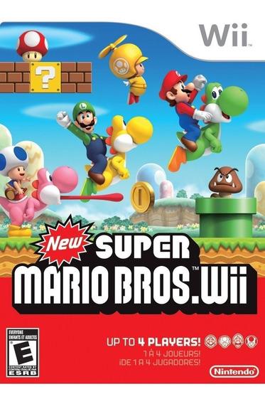 New Super Mario Bros. Wii / Wii U Raridade