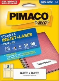 Etiqueta Pimaco 96 No Mercado Livre Brasil