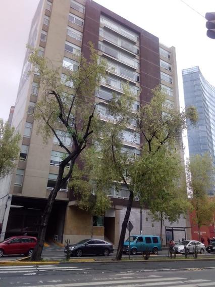 Departamento Hermoso Con Excelente Ubicación, En La Col. Juarez