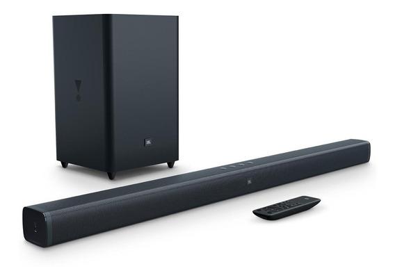 Home Theater Soundbar Jbl Bar 2.1 Usb Hdmi E Bluetooth