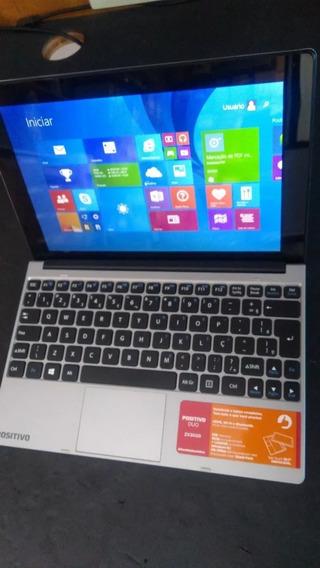 Notebook / Tablet 2 Em 1 Positivo Duo Zx3020 Intel Core !!!