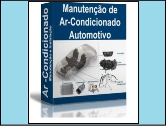6 Dvd´s - Manutenção De Ar Condicionado Automotivo.
