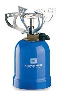 Cocinilla A Gas Butano Compacta Kemper