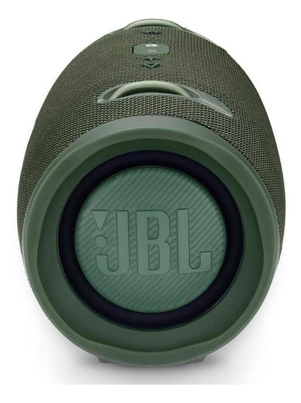 Caixa De Som Jbl Xtreme 2 Portátil Sem Fio - Jblxtreme2grnbr