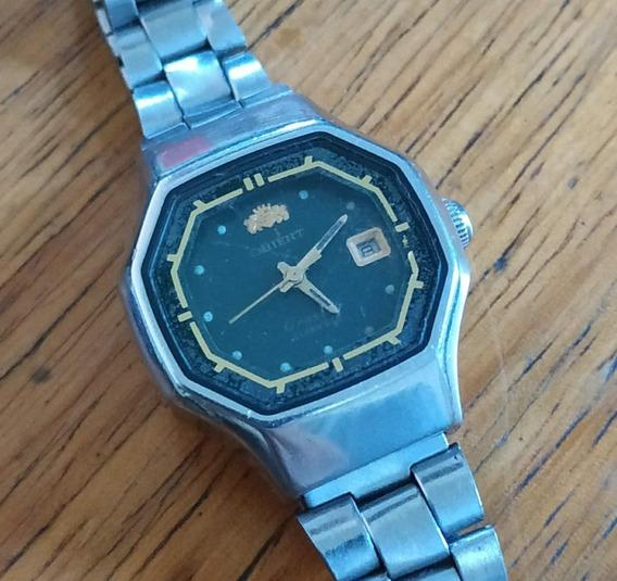 Lote De 3 Relógios Orient Feminino Automático - 21 Jewels