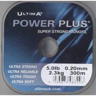 Ultima Power Plus 100m 0.30mm 12.0lb