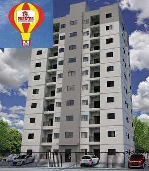 Apartamento Á Venda - Condomínio Belize Residencial - Árvore Grande - 7c4b