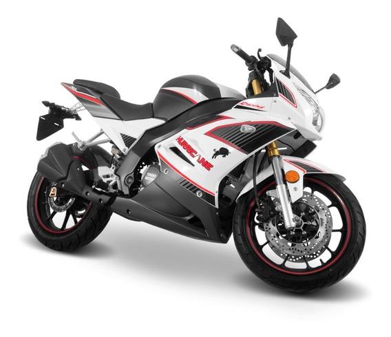 Motocicleta Torino Motors Hurricane 250 Blanco