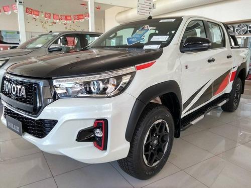 Toyota Hilux 4.0 V6 Gr Sport 4x4 Cd Gasolina Automático