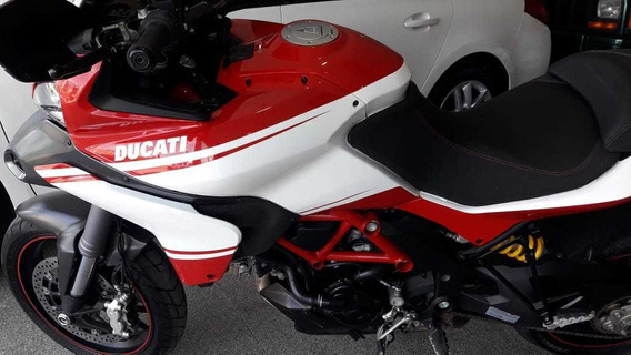 Ducati Multistrada 1200 Spikes Peah - 2014. Yimi Automotores