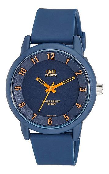 Relógio Q&q By Japan Unissex - Vr52j002y C/ Garantia E Nf