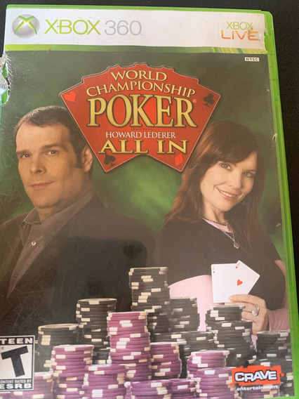 Poker All In - Xbox 360