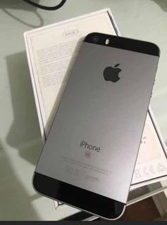 iPhone Se 64 Gb Caixa Com Todos Os Acessórios Nunca Usados