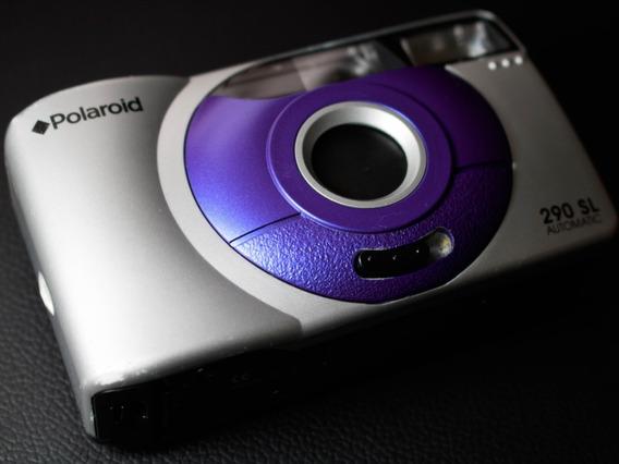 Câmera Fotográfica Analógica Polaroid 290sl