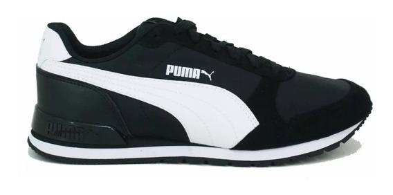 Zapatillas Puma Moda St Runner V2nl Niños Vs Colores Abc Dep