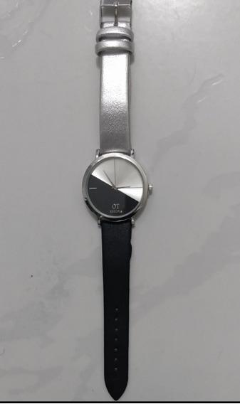 Relógio Ot Oktime De Luxo Homem E Mulher.