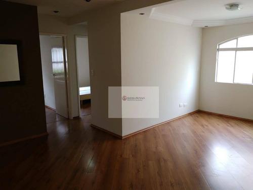 Apartamento Com 2 Dormitórios À Venda, 80 M² Por R$ 456.000,00 - Vila Santa Clara - São Paulo/sp - Ap0342