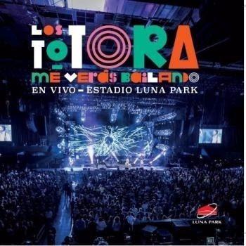 Cd+dvd Totora -me Veras Bailando En La Luna