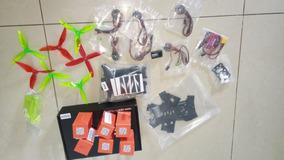 Kit Drone Hexacoptero Spedix S250ah Completo Para Montar