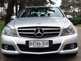Mercedes Benz Clase C 180 Avantgarde Blueefficiency