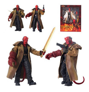 Hellboy 2 Mezco Toys Legend Creation Golden Army