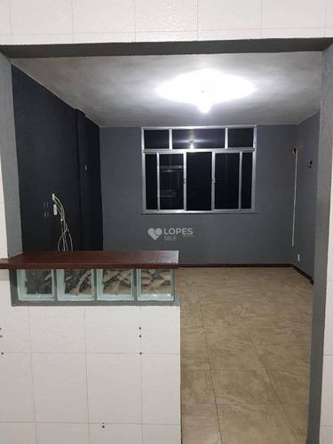 Apartamento Com 2 Dormitórios À Venda, 65 M² Por R$ 190.000,00 - Pita - São Gonçalo/rj - Ap35799