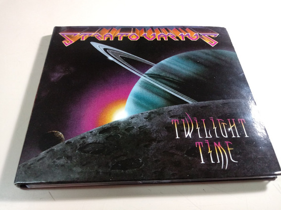 Stratovarius - Twilight Time - Made In Mexico