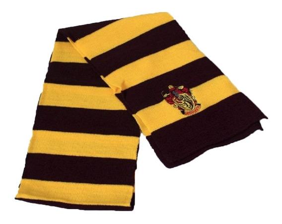 Bufandas Harry Potter Gryffindor Slytherin + Regalo