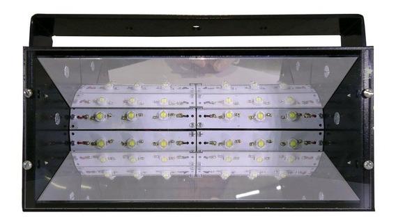 Super Strobo De Led Deltrônica E750 Branco, Equivalente 750w