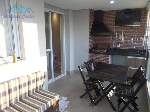 Imagem 1 de 14 de Apartamento À Venda, 73 M² Por R$ 530.000,00 - Vila Andrade - São Paulo/sp - Ap1352