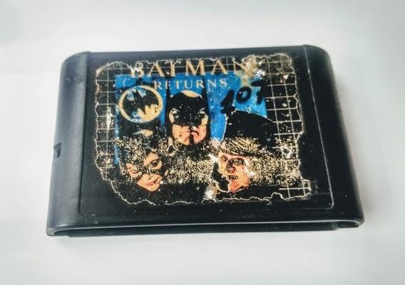 Batman Returns - Mega Drive Sega Em 12 X Sem Juros