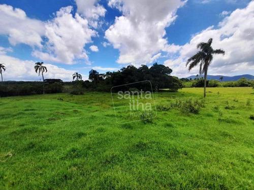 Área Com 55.409 M² No Campeche - Te0934