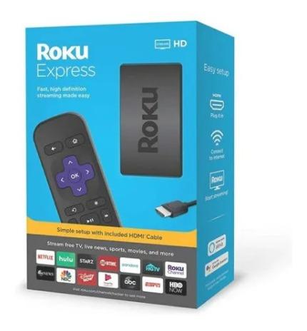 Imagen 1 de 6 de Roku Express Streaming Somos Tienda Física Chacao
