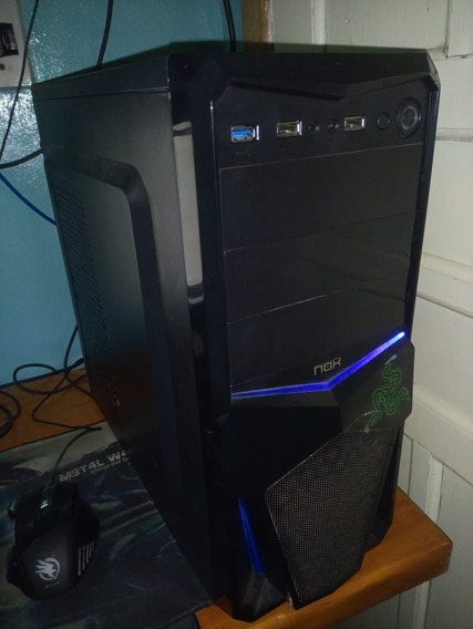 Computador Gamer + Monitor + Teclado Mecânico + Fone Razer!