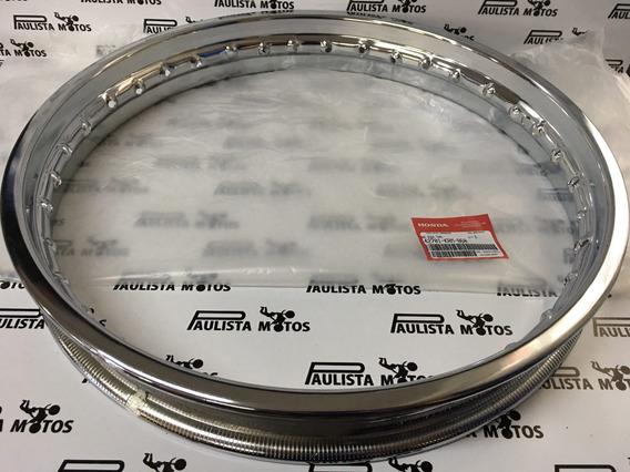 Aro Roda Traseira Titan 150 Original Honda