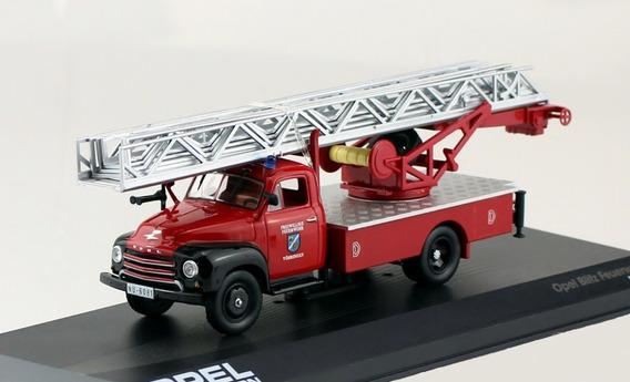 Opel Blitz Feuerwehr 1952/60 Bombero - Colección Opel 1/43