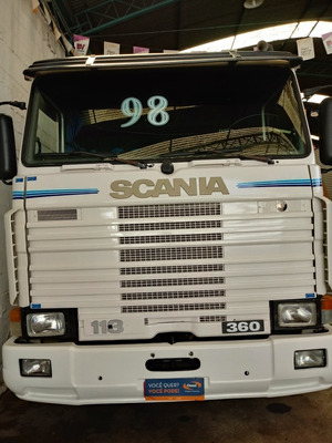 Scania 113 360 Ls Frontal Ano 1998.